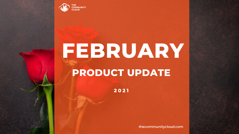 March 2021 Product Update